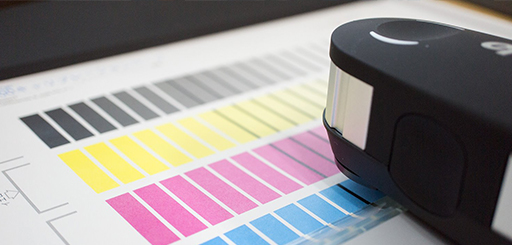 色の管理キャリブレーション